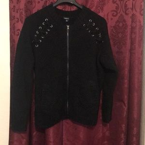 Torrid sweater jacket 2X